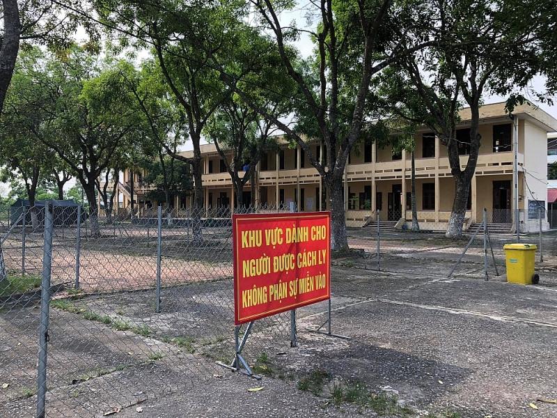 Thanh Hóa: Phong tỏa 1 xã tại huyện Nông Cống do có người mắc Covid-19