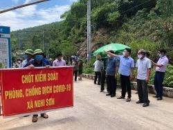Thanh Hóa: Phong tỏa 1 phường tại thị xã Nghi Sơn để phòng, chống dịch Covid-19