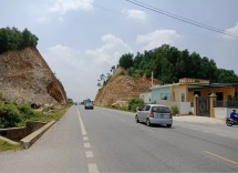 Đường tránh phía Tây TP Thanh Hóa: Khó dời trạm BOT về đúng vị trí