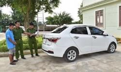 Ninh Bình: Bắt đối tượng cướp xe taxi lúc nửa đêm