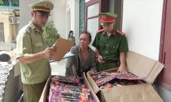 Thanh Hóa: Thu giữ 3.000 đồ chơi Trung thu bạo lực trong 2 ngày