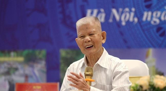 """""""Hồi sinh"""" sông Tô Lịch là khát vọng của người dân Hà Nội"""