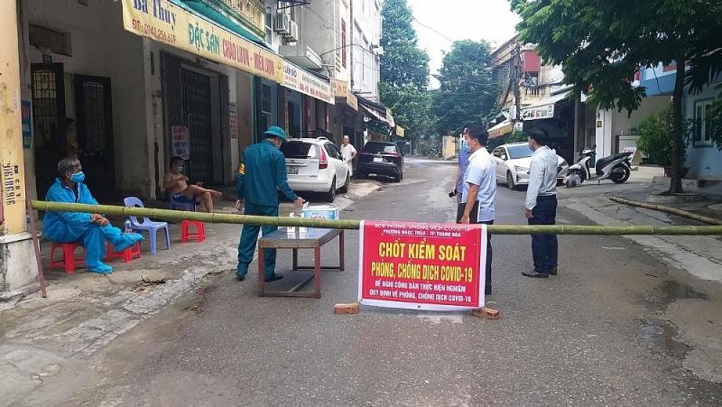 Thanh Hóa: Nâng thêm 1 mức so với Chỉ thị 16 đối với 1 xã tại huyện Nga Sơn