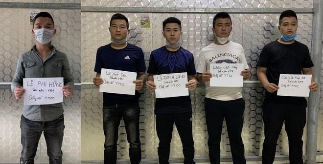 """Công an Thanh Hóa khởi tố vụ án tranh quyền """"bảo kê"""" thị trường sơn"""