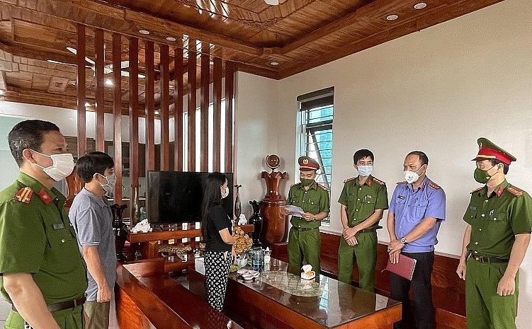 Công an Thanh Hóa bắt giữ kẻ cầm đầu nhóm giết người tại huyện Nga Sơn