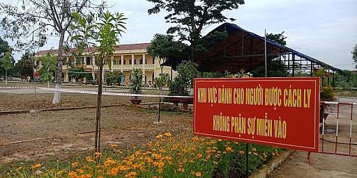 Thanh Hóa ghi nhận 4 ca mắc Covid-19 tại huyện Hậu Lộc