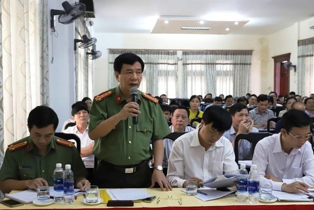 nguoi no sung tai chi nhanh vietcombank nghi son la thuong uy cong an