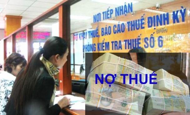 ha nam cong khai 137 doanh nghiep no thue