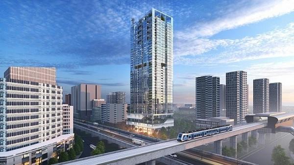 Hình ảnh: Sunshine Boulevard - tòa nhà công nghệ hiện đại bậc nhất quận Thanh Xuân số 1