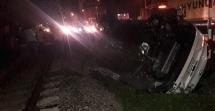 Phó Bí thư ở Thanh Hoá  bị tàu hỏa tông tử vong