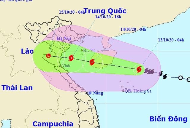 Chủ tịch tỉnh Thanh Hóa ban hành công điện khẩn ứng phó bão số 7