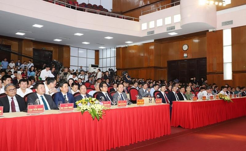 Hàng trăm doanh nhân tiêu biểu tỉnh Thanh Hóa được tôn vinh năm 2020