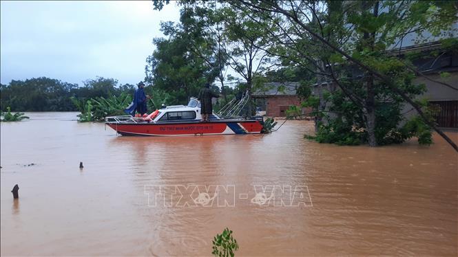 Nguy cơ cao mất an toàn tại các hồ chứa thủy điện, thủy lợi nhỏ xung yếu từ Hà Tĩnh đến Quảng Nam