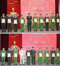 Thanh Hóa: Điều động 254 cán bộ Công an về xã