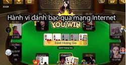 Triệt phá đường dây đánh bạc qua mạng với số tiền giao dịch lên tới 37 tỷ đồng tại Thanh Hóa