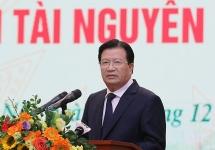 """Phó Thủ tướng nêu 8 nhóm giải pháp để ngành TN&MT """"về đích"""" trong năm 2020"""