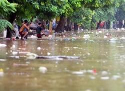 """Sông, suối đang """"chết mòn"""" vì ô nhiễm"""