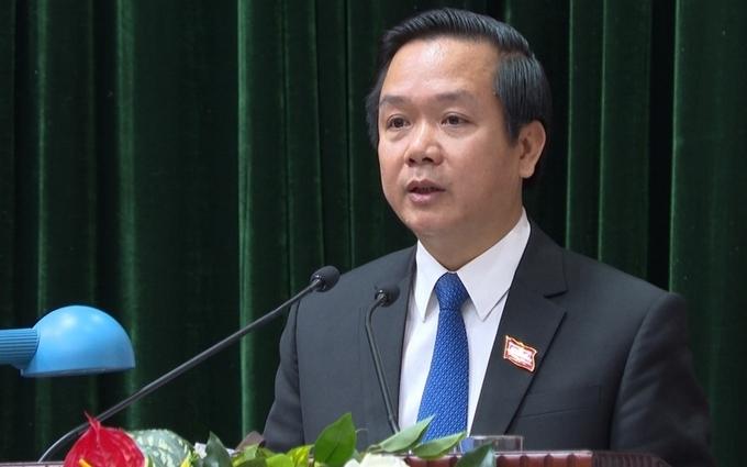 Ninh Bình có tân Chủ tịch UBND tỉnh
