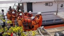 Đà Nẵng: Cứu sống thuyền viên Thái Lan gặp nạn trên tàu Nordana Malee