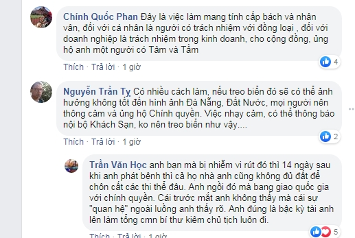 da nang yeu cau khach san go bang khong tiep khach trung quoc gay sot mang xa hoi