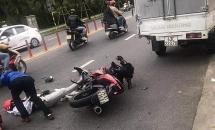 Từ Huế vào Đà Nẵng chơi Tết, hai anh em thương vong vì tai nạn giao thông