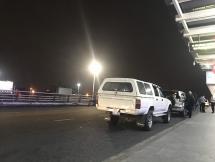 Khách đang cách ly ở Quảng Nam lại chở ra sân bay Đà Nẵng