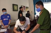 Đà Nẵng: Thuê căn hộ 2 tầng rồi tổ chức đánh bạc ăn tiền, bất chấp dịch Covid-19
