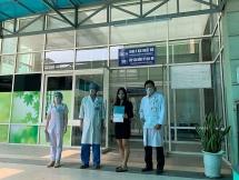 Bệnh nhân nhiễm Covid-19 thứ 5 tại Đà Nẵng đã xuất viện