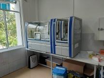 Quảng Nam: Giám đốc Sở Y tế khóc, muốn trả lại máy xét nghiệm Covid-19 giá 7,23 tỷ đồng