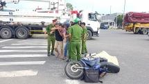 Đà Nẵng: Xe ben va chạm xe máy, cụ ông 74 tuổi  tử vong tại chỗ