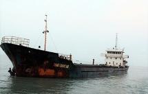 Đang cứu hộ 10 thuyền viên gặp nạn trên tàu Thái Thụy 88