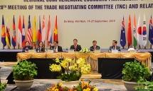 Khai mạc phiên đàm phán hịệp định RCEP lần thứ 28 tại Đà Nẵng