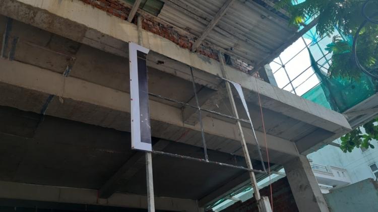 Sở Xây dựng Đà Nẵng vào cuộc vụ công nhân bị thanh sắt công trình rơi trúng