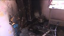 Đà Nẵng: Hỏa hoạn do chập điện khiến tầng 3 chung cư mịt mù khói đen