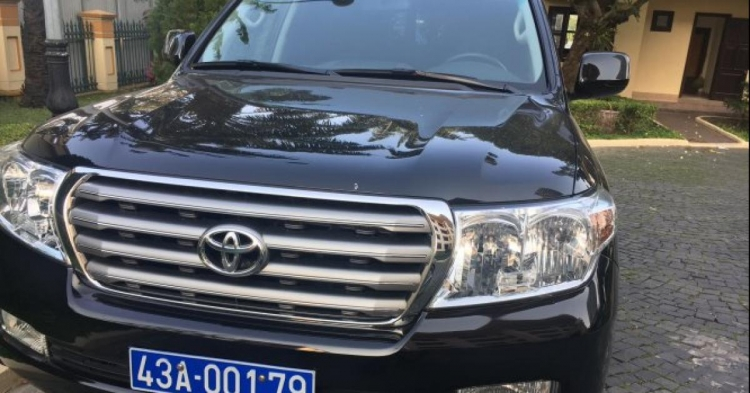 Chính quyền Đà Nẵng công khai đấu giá 3 xe ô tô doanh nghiệp biếu tặng