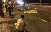 CLIP: Tai nạn trong đêm, một người tử vong ngay giao lộ
