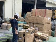Đà Nẵng: Tạm giữ số lượng lớn hàng