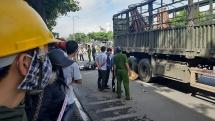 Đà Nẵng: Người phụ nữ mang cơm trưa cho con chết thảm dưới bánh xe tải