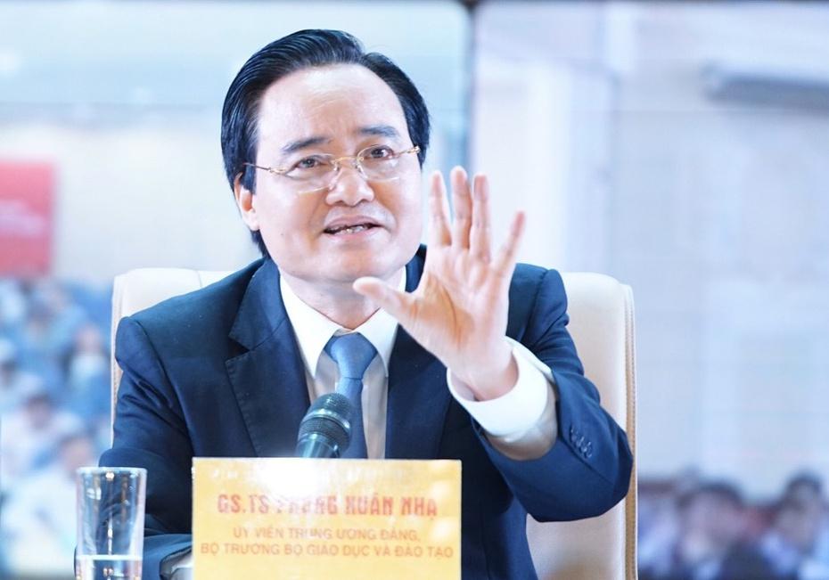Bộ trưởng Phùng Xuân Nhạ: Sẽ công khai dữ liệu để hạn chế bằng giả