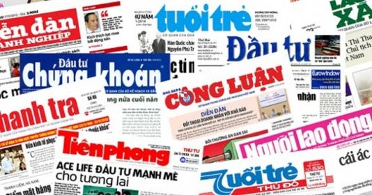 Hà Nội giảm 10 cơ quan báo chí sau khi sắp xếp
