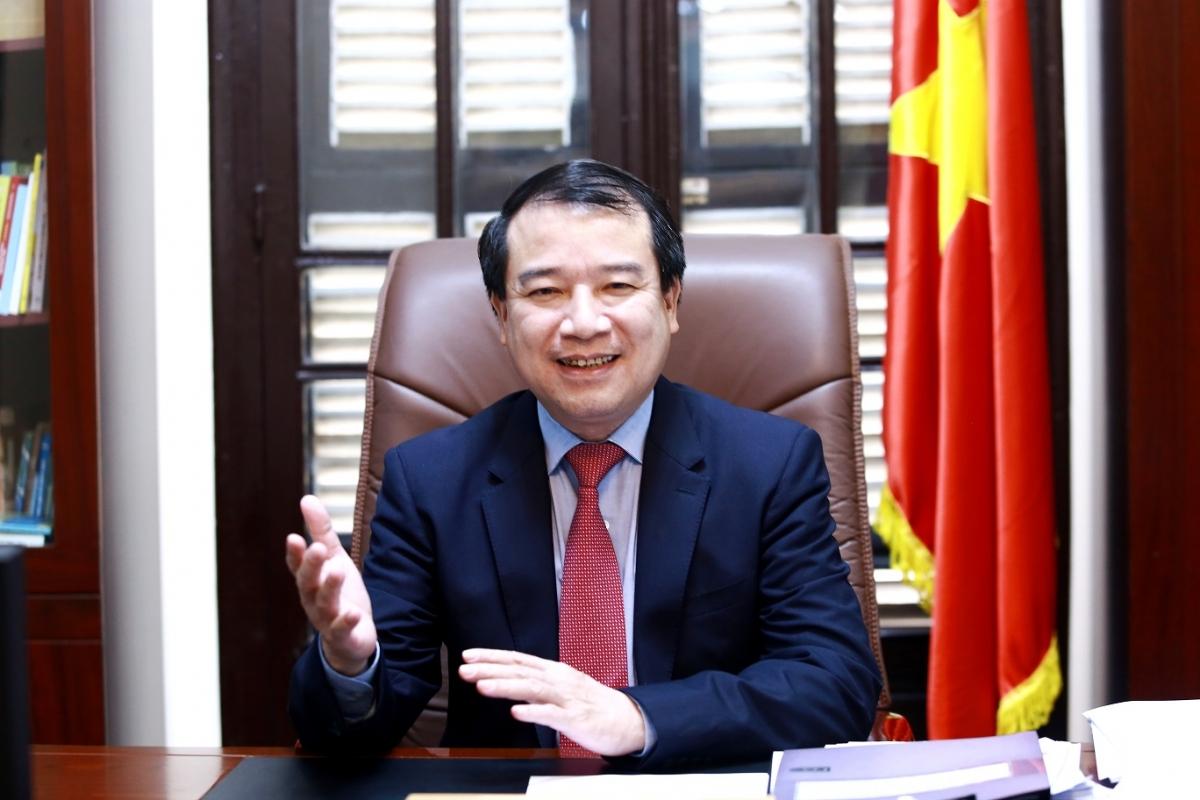 Phó Tổng cục trưởng TCDL Hà Văn Siêu.
