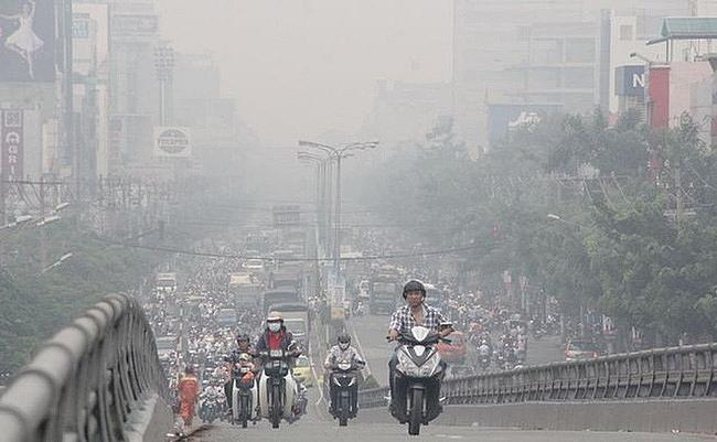 Lí do không khí Hà Nội rất kém những ngày qua