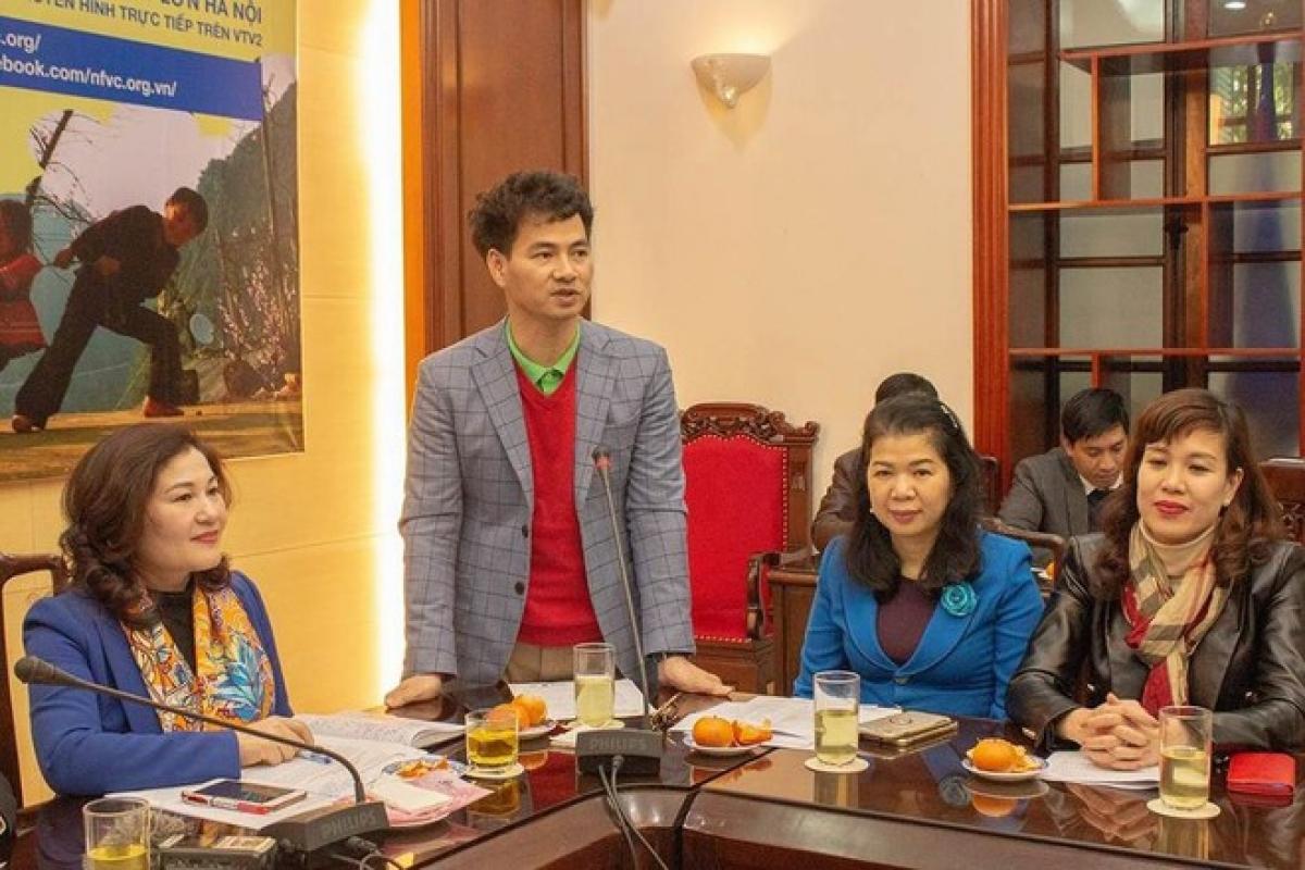 NSƯT Xuân  Bắc là Đại sứ thiện chí của Quỹ Bảo trợ trẻ em Việt Nam.