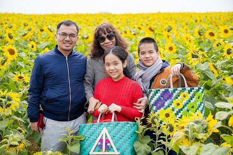 Trang trại TH truyền cảm hứng phát triển bền vững tới thế hệ trẻ