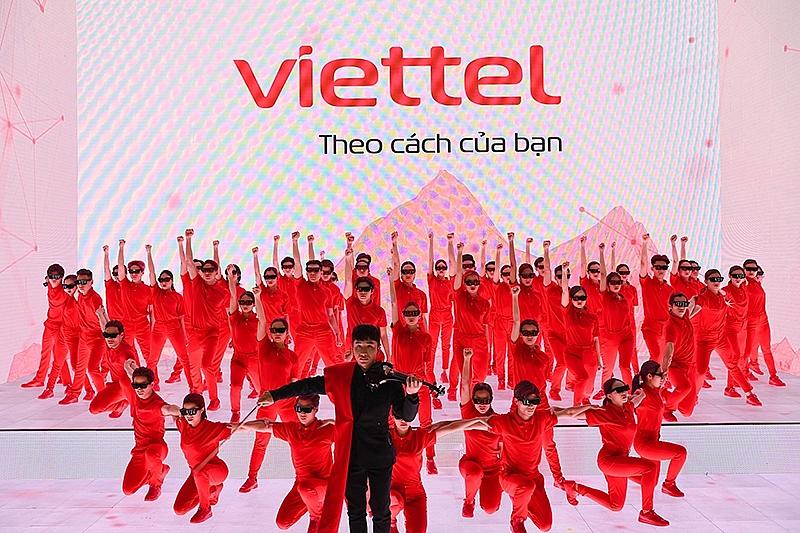 Quyền Chủ tịch Viettel: Định vị thương hiệu mới để phù hợp với sứ mệnh kiến tạo xã hội số