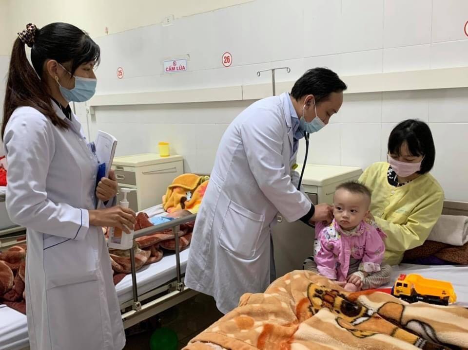 Cảnh giác những bệnh nguy hiểm ở trẻ em vào mùa đông - xuân