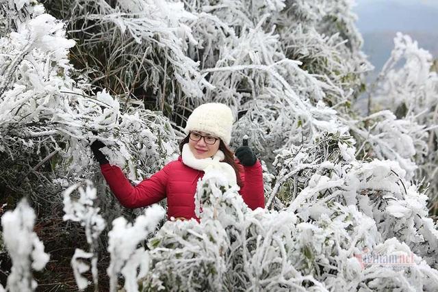 Những đợt băng tuyết như châu Âu hiếm gặp ở miền Bắc - 14