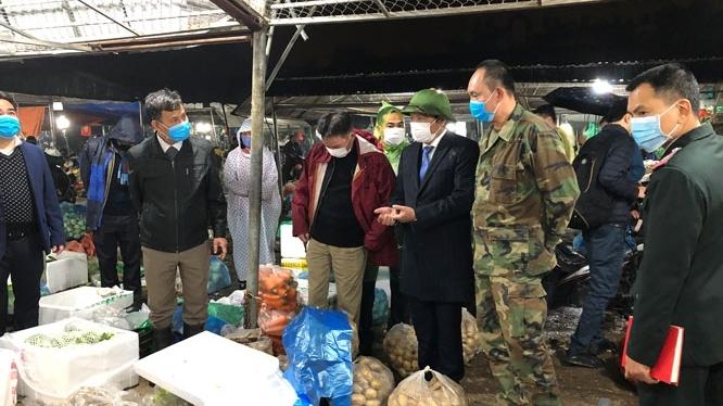 Siết chặt an toàn vệ sinh thực phẩm dịp Tết Tân Sửu 2021