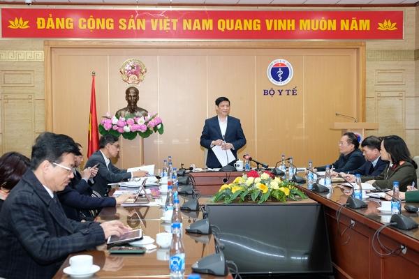 Bộ trưởng Bộ Y tế: Các địa phương phát động người dân phát giác trường hợp nhập cảnh trái phép