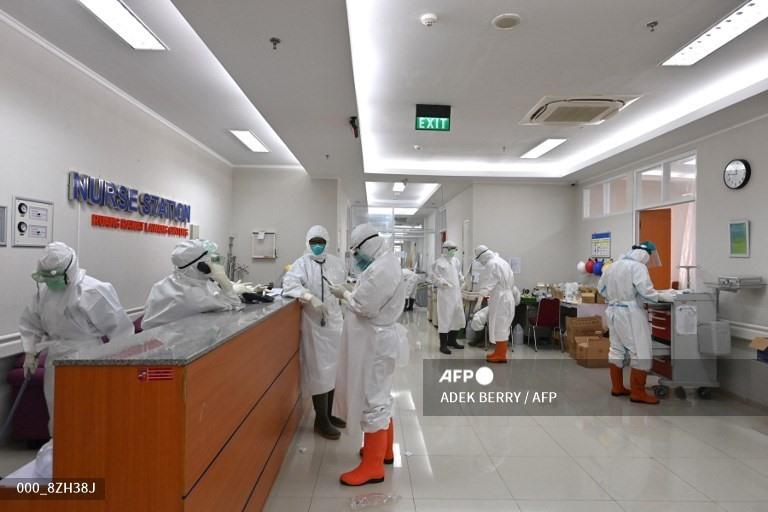 Quốc gia Đông Nam Á đầu tiên chạm mốc 1 triệu ca mắc COVID-19
